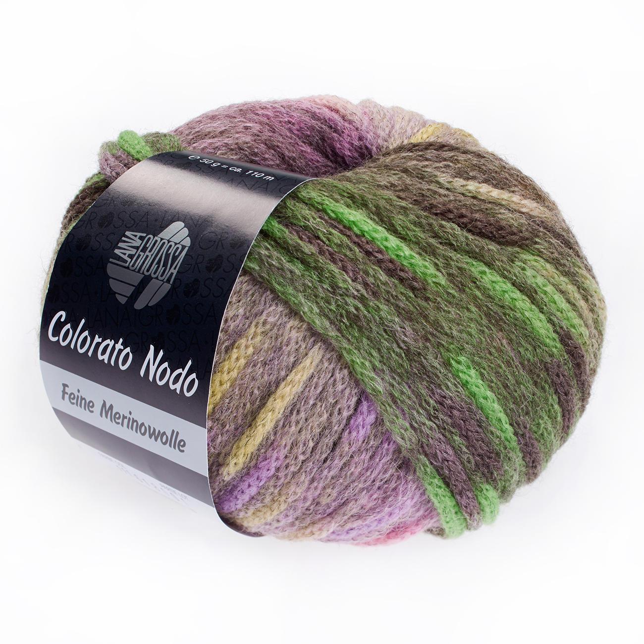 Colorato nodo von lana grossa, 13 versch. farben