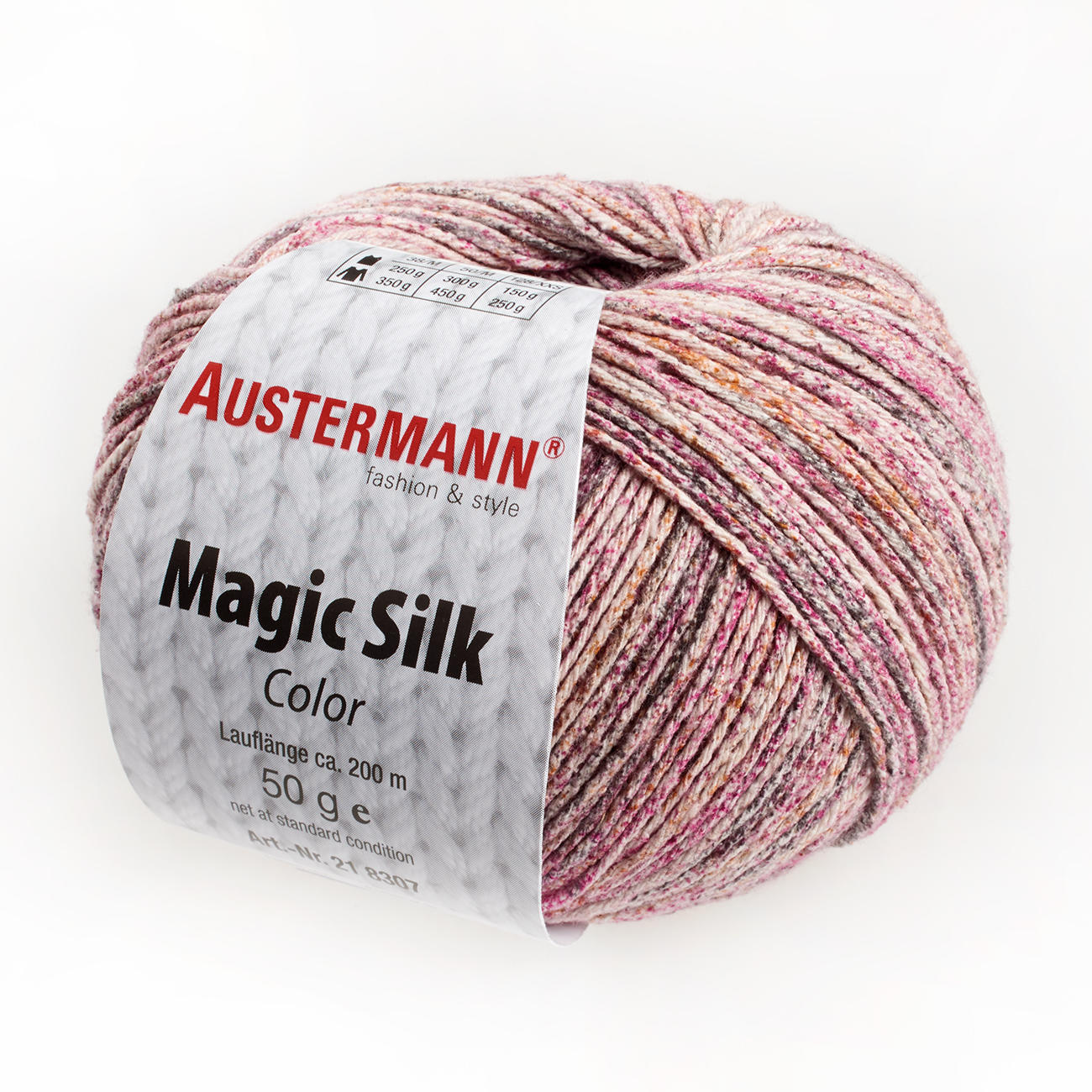 Anleitung 0968, Damen Jacke aus Magic Silk Color von Austermann®