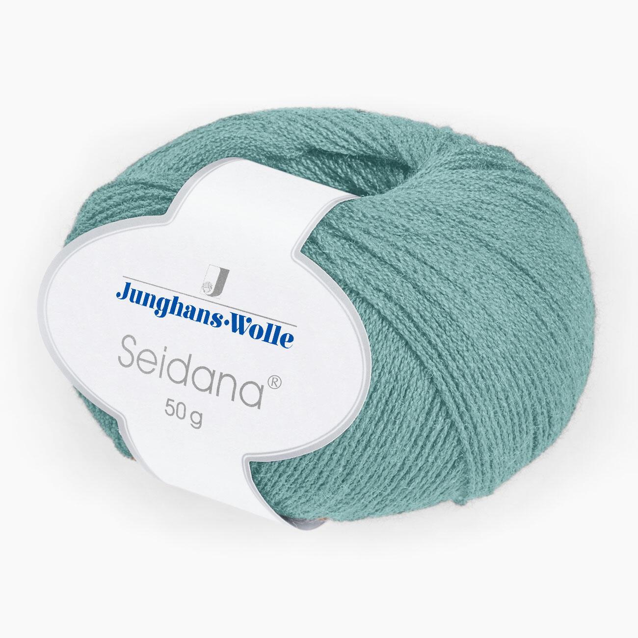 Anleitung 4300, Jacke aus Seidana® von Junghans Wolle