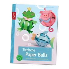 """Buch """"Tierische Paper Balls"""""""