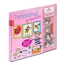 """Buch """"Perlenspaß für kreative Kids""""."""