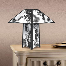 Lampe Floral Originelle Lampen selbst gemacht.