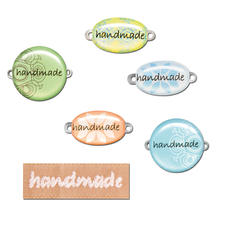 Prym Handmade Label-Set.