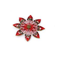 Gestaltungsidee, Weihnachtsblumen