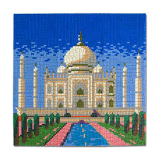 Assembly Vollmotiv - Taj Mahal Assembly
