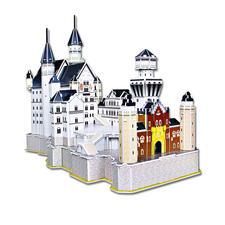 """3D-Bauwerk """"Schloss Neuschwanstein"""""""