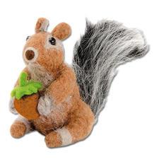 "Filz-Bastelset ""Eichhörnchen"""