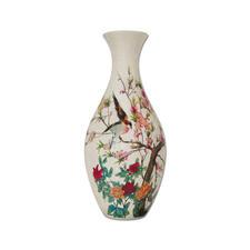 """Puzzle Vase """"Singende Vögel"""""""