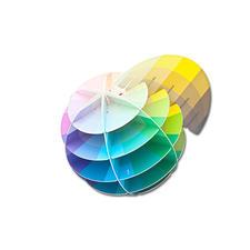 "3D-Puzzle ""Kolormondo"" Kolormondo - Die Welt der Farben."