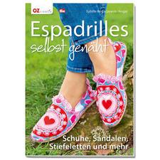 """Buch """"Espadrilles selbst genäht"""" Buch """"Espadrilles selbst genäht"""""""