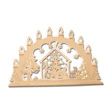 """Stimmungsvolle Dekorationen aus Holz """"Lichterbogen Weihnachtsbaum"""" Stimmungsvolle Dekorationen aus Holz."""