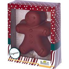 """Back-Form Gingerman Weihnachtsgebäck im traditionellen """"Lebkuchen-Look"""""""