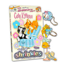 "Komplettpackung Shrinkles ""Cute Kittens"" Shrinkles"