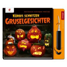 """Komplett-Set """"Kürbis schnitzen"""""""