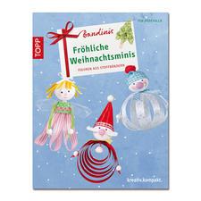 """Buch """"Bandinis – Fröhliche Weihnachtsminis""""."""