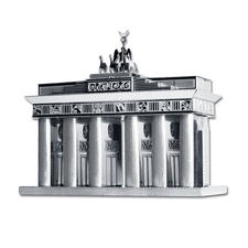 "MetalEarth™ ""Brandenburger Tor"" MetalEarth™ - hochwertige Edelstahl-Miniaturen."