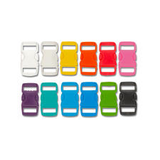 Klick-Verschlüsse, Multicolor