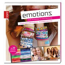 """Buch """"Emotionz – Multi-Armbänder für jede Stimmung"""""""