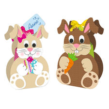 """Paper Gift Boxes """"Ostern"""""""