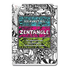 """Buch """"Die Kunst des Zentangle®"""""""