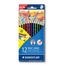 STAEDTLER Buntstifte, 12 Kartonetui Farbstifte Noris® colour 185 von STAEDTLER