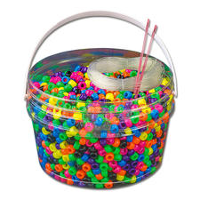 """Kandi-Kids """"Neonperlen"""" Grenzenloser Spaß mit Kandi-Kids Perlen"""