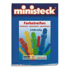 Ministeck Farbstreifen Ministeck - Einzigartig detailreich, einzigartig abwechslungsreich