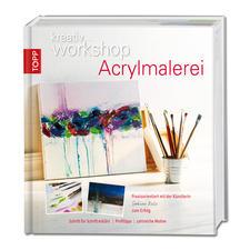 "Buch ""Acrylmalerei"""