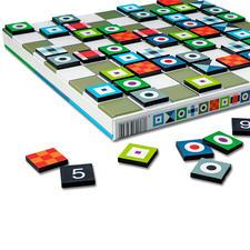 Sudoku-Brettspiel Sudoku-Rätsel: Der millionenfache Welterfolg – jetzt auch mit Freunden und Familie.