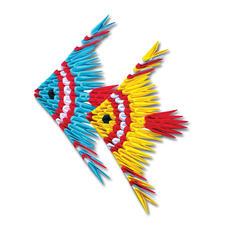 """Modulares Origami """"Zwei Fische"""""""