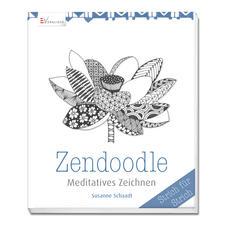 """Buch """"Zendoodle – Meditatives Zeichnen"""""""