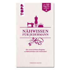 """Buch """"Nähwissen für Jedermann"""" Nähwissen für Jedermann."""