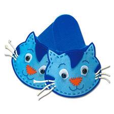 "Pantoffeln - Katze aus Filz Pantoffeln ""Katze"" aus Filz"