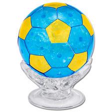 """3D Kristall Puzzle """"Fußball"""" 3D Figuren Puzzles"""