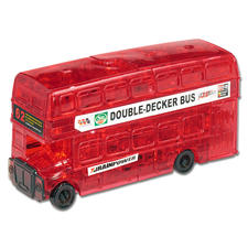 "3D Kristall Puzzle ""London Bus"" 3D Figuren-Puzzles"