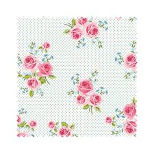 """Meterware """"Summer Loft"""" Roses Romantisch-schöne Dessins mit leichten Farben und Mustern."""