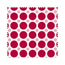 """Meterware """"Fenton House"""" Dots klein Traditionelle Dessins in elegant-kräftigen Farben."""