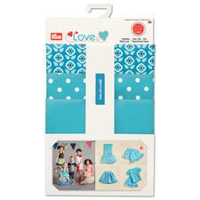 Stoffpakete Prym Love Kleid, Rock oder T-Shirt Stoffpakete der neuen Kollektion Prym Love