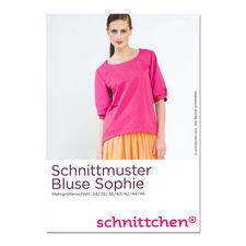 Schnittmuster - Bluse Sophie Die genialen Schnittmuster von schnittchen®