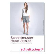 Schnittmuster - Hose Jessica Die genialen Schnittmuster von schnittchen®