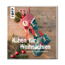 """Buch - Nähen für Weihnachten Buch """"Nähen für Weihnachten"""""""