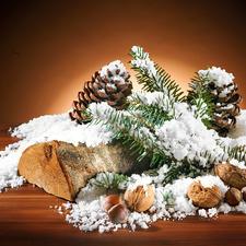 Zauberschnee Weiße Weihnachten – wann immer Sie wollen.