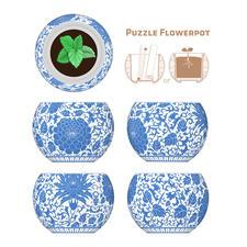 Orientalische Blumen