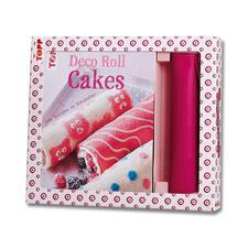 "Kreativ-Set ""Deco Roll Cakes""."