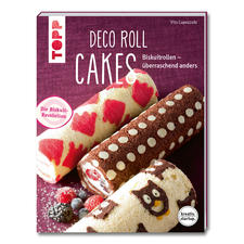 "Buch ""Deco Roll Cakes""."