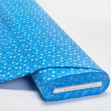 Meterware Baumwoll-Jersey - Kätzchen Baumwoll-Jersey – Der ideale Stoff für bequeme Shirts, Kleider und Kindermode.