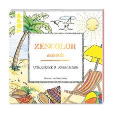 """Zencolor moments """"Urlaubsglück & Sonnenschein""""."""