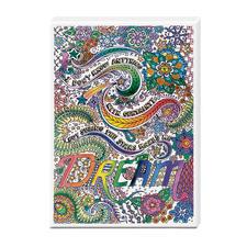 """Zen-Color™ Keilrahmen-Bild """"Dream"""" Zen-Color™ - Die Art des Entspannens."""