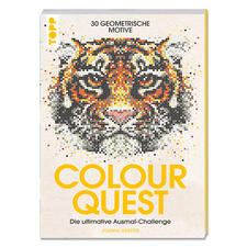 "Buch ""Color Quest"""