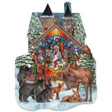 """Puzzle """"Christi Geburt"""" Ein Spaß für die ganze Familie – spannend und entspannend zugleich."""